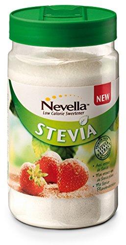Nevella Stevia barattolo - 75 gr - [confezione da 3]
