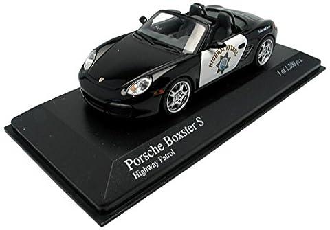 Minichamps - Vehicules - 400065692 - Porsche Boxster S 2005 'Highwxay Patrol' - 1/43