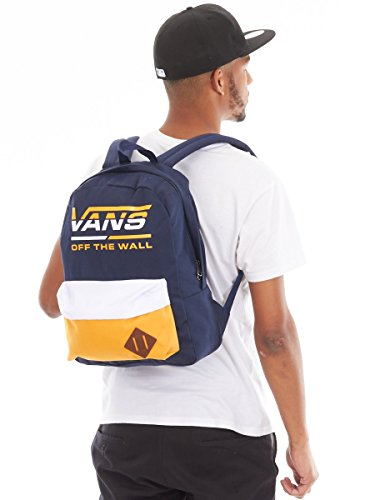 Vans Trekking, Herren Rucksack DRESS BLUES-GOLDEN GLOW