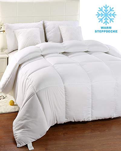 Couette, couette en microfibre, hypoallergénique - Utopia Bedding (220 x 240 cm)