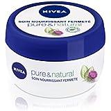 Nivea Soin Fermeté Pure et Natural 300 ml