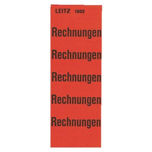 Leitz 15020000 Rojo archivador colgante - Carpeta