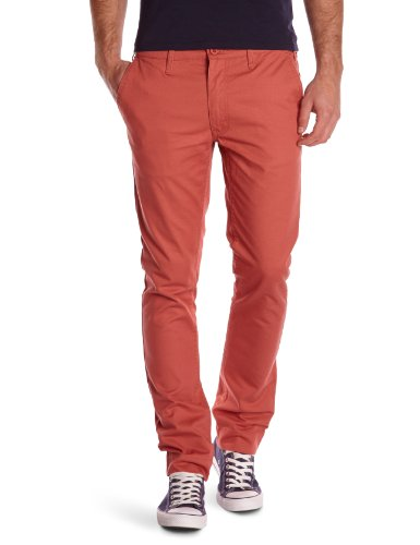 Cheap Monday - Pantalon - Chino - Homme Rouge (Red)