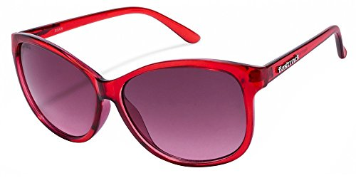Fastrack Cateye Sunglasses (Red) (P242RD2F) # image