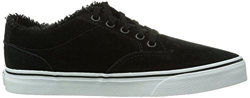 Vans W WINSTON (MTE) BLACK/WHI, Damen Sneakers MTE black white