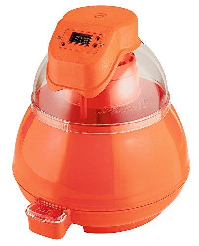 Novital 73099 - Incubatrice Covatutto Digitale Automatica Uova, 16L