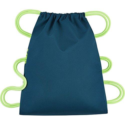 Nike Unisex Turnbeutel Heritage Legion Blau/Gespenst grün