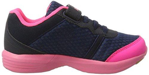 Killtec Keke Jr, Chaussures de Fitness Fille Bleu (Dunkelnavy)