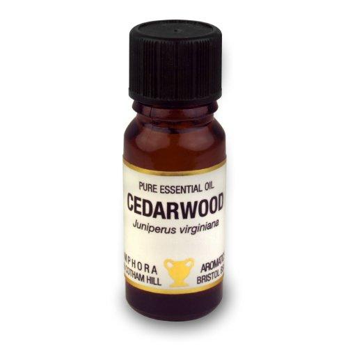 Price comparison product image Essential Cedar Wood Oil - Natural Moth Repellent - for diffusers, pot pourri, moth blocks etc.