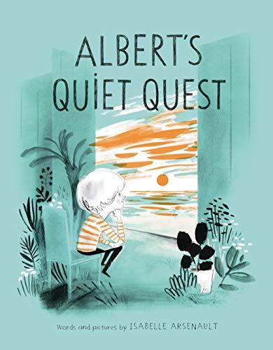 Albert's Quiet Quest (A Mile End Kids Story)