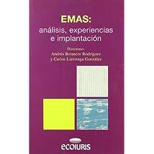 EMAS : análisis, experiencias e implantación