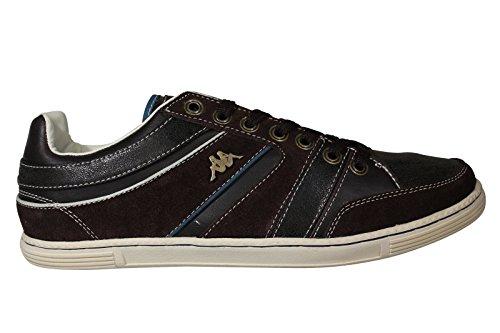 Kappa ,  Sneaker uomo Nero
