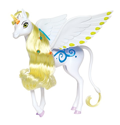 Simba 109480095-MIA and Me Unicornio Onchao con luz y Sonido