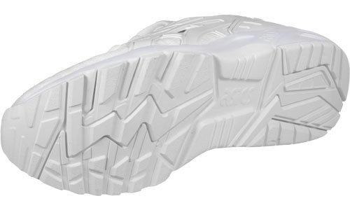 Asics - Gel Kayano Trainer Knit MT White/White - Sneakers Uomo Bianco