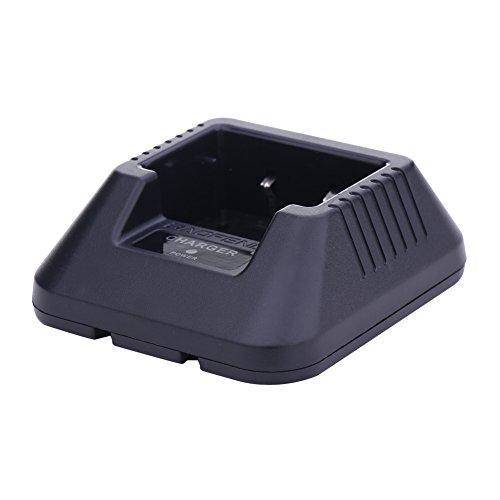 Desktop Ladegerät für Baofeng UV Serie Radio 2-Wege-Radio Boden Schreibtisch Ladegerät mit DC USB Line Ladekabel für Baofeng UV-5R/UV-5RE/UV-5RA -