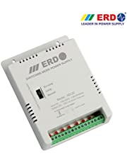 ERD AD-22 8 Channel Power Supply for CCTV Cameras (White)