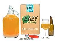 Ce kit de brassage 5 litres vous permettra de brasser une bière de type Blanche (Witbier, blanche de style Belge) et dispose de tout le matériel spécifique dont vous aurez besoin pour le faire. Materiel compris dans ce kit : Dame-jeanne en verre de 5...