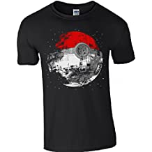 Gildan Estrella de la muerte camiseta con diseño de Pokeball