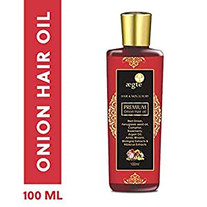 aegte Onion Hair Oil