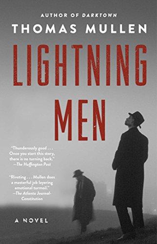 Lightning Men: A Novel (The Darktown Series Book 2) (English Edition)