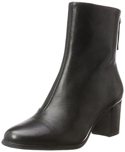Vagabond Damen Lottie Stiefel, Schwarz (Black), 39 EU (Glattleder-stiefel)