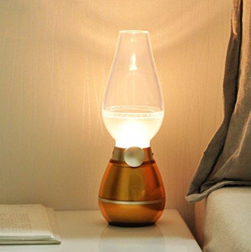 Beleuchtung Kreative LED-Steuerung Retro Kerosene Säuglingsernährung Schlafzimmer Tischlampe am Bett Nachtlichtlade Schlag ZZZ-Kerosinlampe ( Farbe : # 2 )