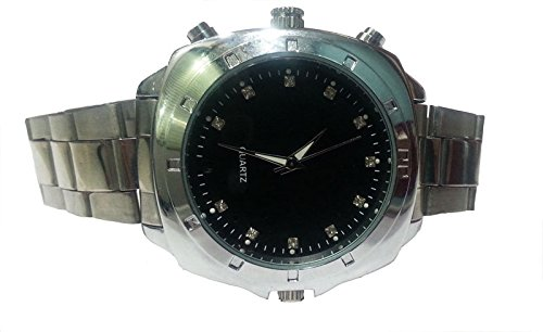Rich Look Wrist Watch Camera (16 GB)  available at amazon for Rs.5250