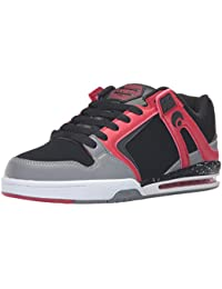 Osiris Skateboard Shoes South Bronx Kids Pagoda/Black/White, número de zapato:33