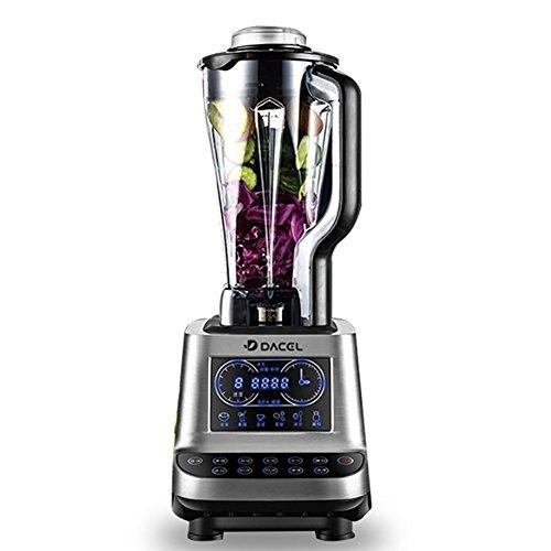 CHENGXI Multifunktionale Automatische Brecher Haushalt Saft/Milch/Milchshake/Gebrochen/Mixed Ice/Hackfleisch 10L 50HZ (Release Automatische Messer)