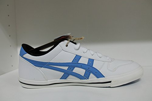 Tiger AARON GS Shoes for kids White/Blu White/Blu
