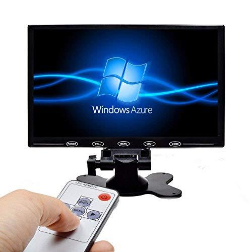 Camecho 9 pulgadas Pantalla PC HD 1024x768 TFT Monitor
