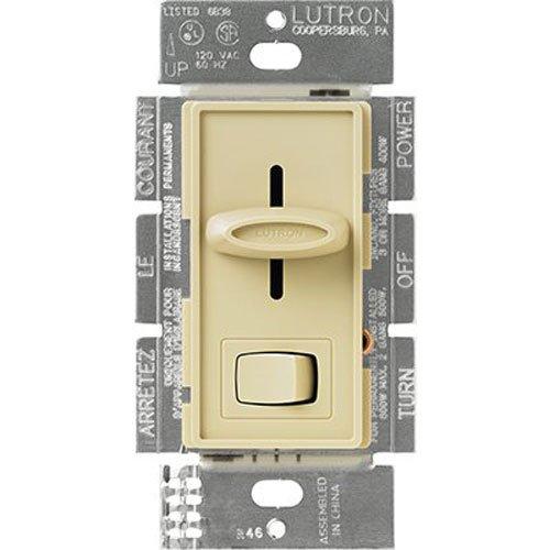 Lutron s600ph-iv Electronics Skylark Dimmer mit Preset Schalter, elfenbeinfarben