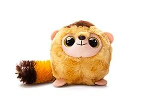 Aurora World- YooHoo y Friends-Roodee Mini Peluche, Color marrón (60554)
