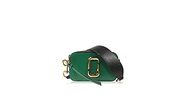 c1e20930f548 Marc Jacobs Designer Handbags Snapshot Green Grass Saffiano Leather Small  Camera Bag  Amazon.co.uk  Welcome