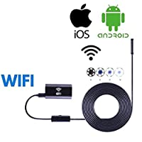 3.5m Wireless HD 720P Waterproof Smart WIFI Camera Inspection Endoscope For iPhone 6/6s/7/7sFor Above Android 4.4