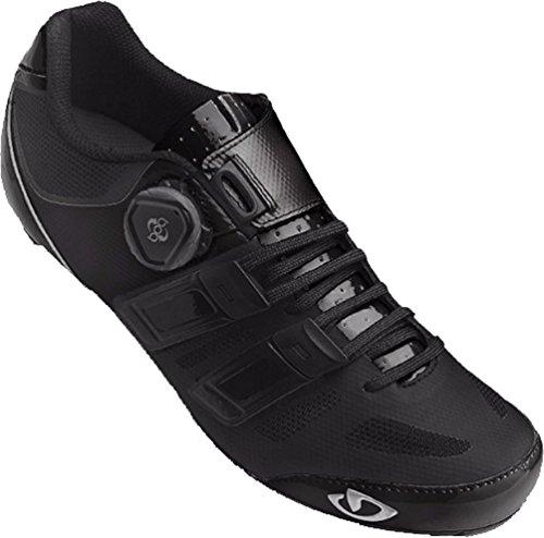 Giro Women's Raes Techlace Road Cycling Shoes, Black, Size 38 37.5 EU