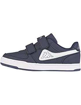 Kappa Unisex-Kinder Trooper Light Kids Low-Top