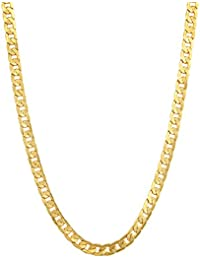 Charms Chain for Men (Golden)(CH-053EF)