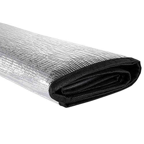 Anti-Eis- / Sonnenschutzfolie für Windschutzscheibe, 225 x 100 cm, Anti-Frost, Winter, Windschutzscheibe, Folie gegen Vereisung, Folie gegen Hitze