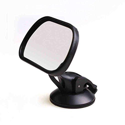Preisvergleich Produktbild Baby Seite Spiegel der Mode Autospiegel Autositz Sicherheit Kinder Baby Konzept Spiegel rund Sekundäre Saugnapf vor