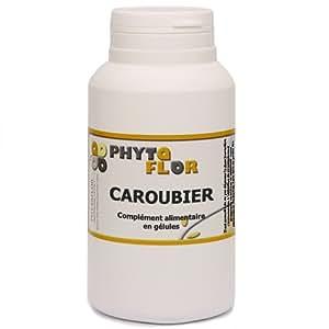 Caroubier Phytaflor 280 mg. - . : 1 boite de 50 gélules