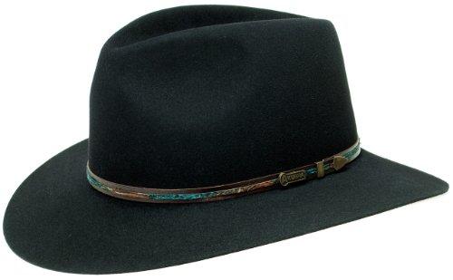 leisure-time-hair-felt-hat-akubra-traveller-felt-hat-59-cm-black