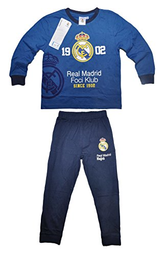 Real Madrid F.C. – Pijama dos piezas – para niño