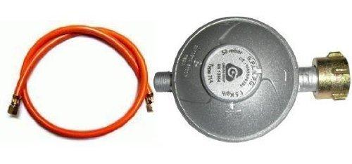 Schlauch-Regler-Set-Betriebsdruck50-mbarLnge150-cm