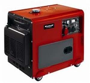 Stromerzeuger RT-PG 5000 DD Diesel Einhell