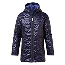 Craghoppers Kid's Maira Baffled/Quilted Jackets, Blue Navy, 5-6