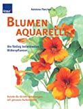 Blumenaquarelle: Die 50 beliebtesten Blütenpflanzen