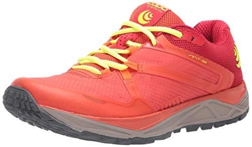 Topo Athletic MT-3 - Scarpe da Trail Running da Donna, Donna, Orange/Yellow, 12