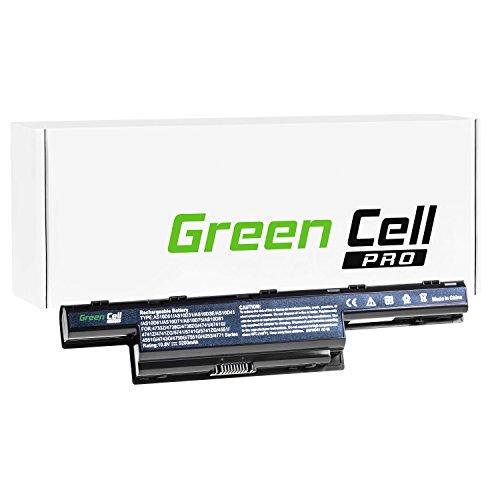 Green Cell® PRO Série Batterie pour Packard Bell EasyNote LE69-KB Ordinateur PC Portable (Les...