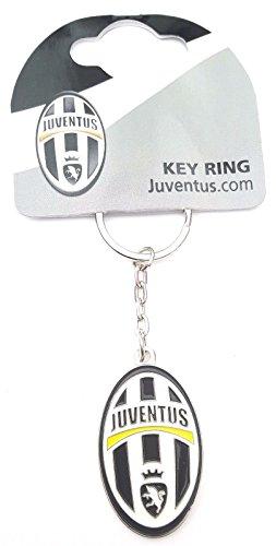 Official Juventus F C  Keyring Football Club Keyring